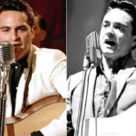 Joaquin Phoenix as Johnny Cash in Walk the Line. (Photo: Archive)
