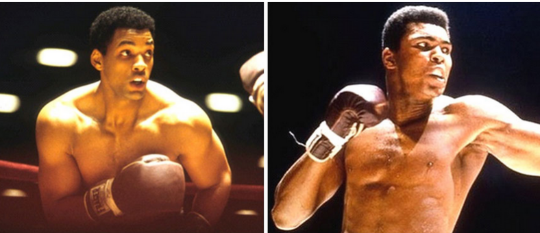 Will Smith as Muhammad Ali in Ali. (Photo: Archive)