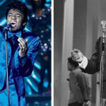 Chadwick Boseman as James Brown in Get on Up. (Photo: Archive)
