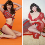 Gretchen Mol as Bettie Page in The Notorious Bettie Page. (Photo: Archive)