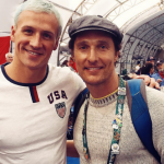 The disgraced US swimmer will feature on the 23rd season of the ABC reality TV show. (Photo: Instagram, @ryanlochte)