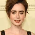 Lily Collins. (Photo: Archive)