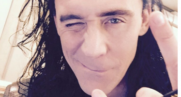 Tom Hiddleston's Instagram hacked!