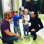 The actor only joined the social network two weeks ago. (Photo: Instagram, @twhiddleston)