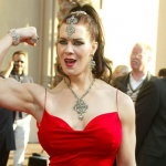 Wrestler Joanie Laurer, a.k.a. Chyna. (Photo: Archive)