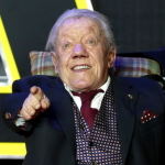 "Kenny Baker, the actor who played R2-D2 in ""Star Wars."" (Photo: Archive)"
