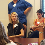 Taylor Swift reported for jury duty on Monday in Nashville. (Photo: Twitter, @TracysActivism)