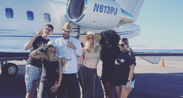Iggy Azalea kisses French Montana, forgets Nick Young