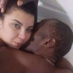 Steamy photos of Usain Bolt and Jady Duarte together in bed recently surfaced. (Photo: Facebook)