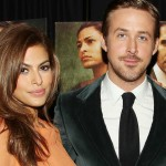 Eva Mendes and Ryan Gosling. (Photo: Archive)