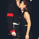 Michael Jackson and Lisa Marie Presley. (Photo: Archive)