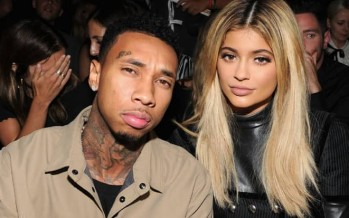 Kylie Jenner takes in Blac Chyna's son