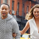John Legend and Chrissy Teigen. (Photo: Archive)