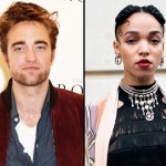 Robert Pattinson and FKA Twigs. (Photo: Archive)