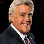 Jay Leno suffers from dyslexia. (Photo: Archive)