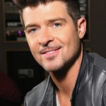 Robin Thicke. (Photo: Archive)