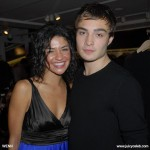 Jessica Szohr cheated on Ed Westwick. (Photo: Archive)