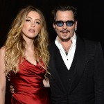Johnny Depp and Amber Heard. (Photo: Archive)