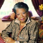 Maya Angelou. (Photo: Archive)