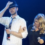 Justin Timberlake and Fergie. (Photo: Archive)
