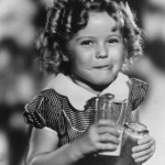 Shirley Temple. (Photo: Archive)