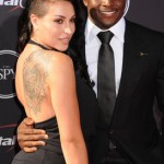 Reggie Bush and Lilit Avagyan. (Photo: Archive)