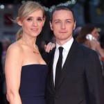 James McAvoy and Anne-Marie Duff. (Photo: Archive)