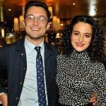 Jenny Slate and Dean Fleischer-Camp. (Photo: Archive)
