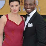 Taye Diggs and Idina Menzel. (Photo: Archive)