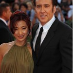 Nicolas Cage and Alice Kim Cage. (Photo: Archive)