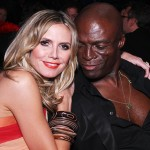 Heidi Klum and Seal. (Photo: Archive)