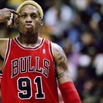 Dennis Rodman. (Photo: Archive)
