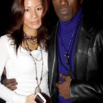 Wesley Snipes and Nikki Park. (Photo: Archive)