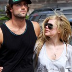 Avril Lavigne and Brody Jenner. (Photo: Archive)