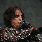 Alice Cooper. (Photo: Archive)
