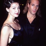 Ashley Judd and Michael Bolton. (Photo: Archive)