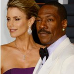 Eddie Murphy and Paige Butcher. (Photo: Archive)
