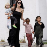 "Angelina reportedly lets her kids do as they please and wants them to live a ""global life."" (Photo: Instagram, @brangelinanews)"