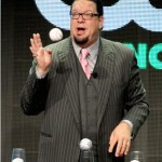 Penn Jillette. (Photo: Archive)
