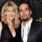 Laura Dern and Ben Harper. (Photo: Archive)