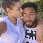 Jordin Sparks and Sage the Gemini. (Photo: Archive)