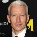 Anderson Cooper suffers from dyslexia.