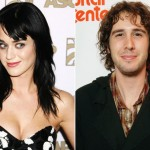 Katy Perry (again) and Josh Groban (again). (Photo: Archive)