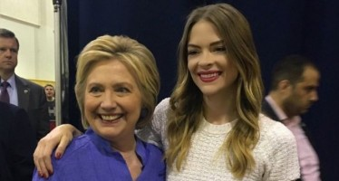 35 celebs who are with Hillary Clinton