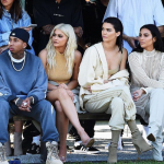 The Kardashian clan came out in full force to support the 39-year-old rapper. (Photo: Instagram, @hollywoodunlocked)