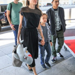 Angelina filed for joint legal custody but sole physical custody of their six children. (Photo: Instagram, @brangelinanews)