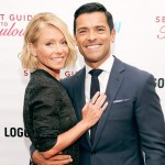 Kelly Ripa and Mark Consuelos. (Photo: Archive)