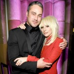 Lady Gaga and Taylor Kinney. (Photo: Archive)