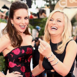 Neither Poehler nor Tina Fey was present to pick up their awards, though! (Photo: Instagram, @centralperksandrec)