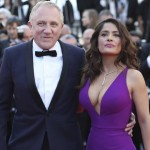 Salma Hayek and Francois Pinault. (Photo: Archive)